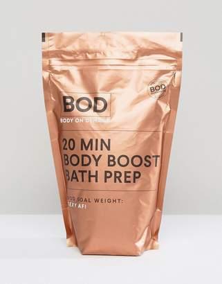 MiN New York Bod 20 Body Boost Bath Prep