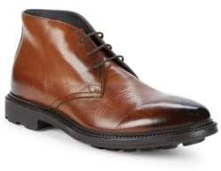 To Boot Jarod Leather Chukka Boots