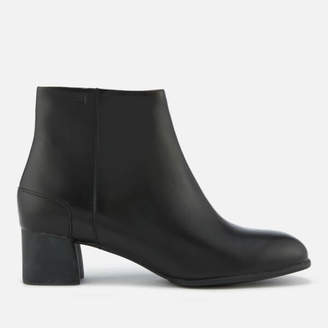 05214ff1573 Camper Black Ankle Boots For Women - ShopStyle UK