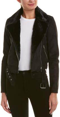 Romeo & Juliet Couture Moto Jacket