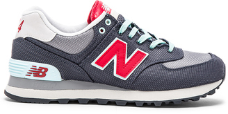New Balance Winter Harbor Collection Sneaker $80 thestylecure.com