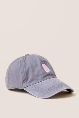 francesca's Alabama Baseball Cap - Gray