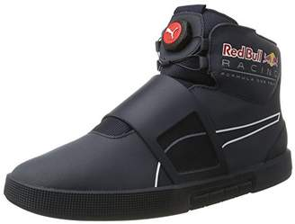 c674adcd8e1e Puma Men s Rbr Wssp Disc Mid Logo High-Top Sneakers