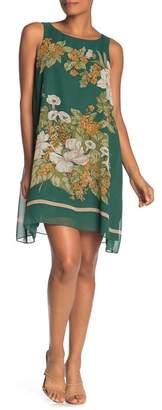 Max Studio Sleeveless Scarf Dress