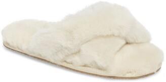 Patricia Green Mt. Hood Genuine Shearling Slipper
