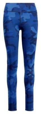 Ralph Lauren Camo-Print Jersey Legging Navy Camo Xs