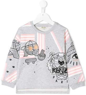Kenzo Eda sweatshirt