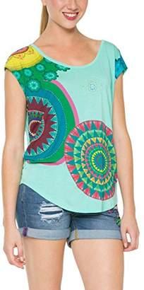 Desigual Women's T-Shirt Delinne