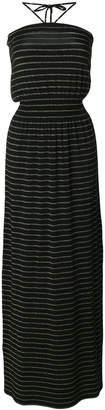 Patrizia Pepe striped maxi dress