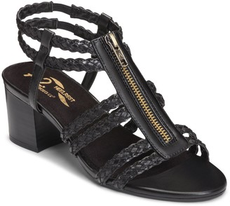 Aerosoles A2 By A2 by Mid Range Women's High Heel Sandals