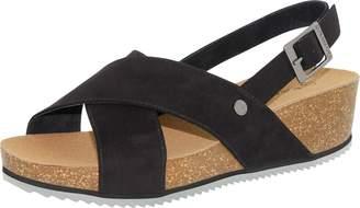 BearPaw Women's Renee Ankle-High Suede Sandal - 7M