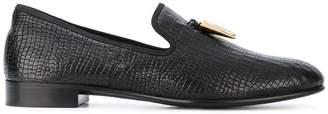 Giuseppe Zanotti Design Spacey slippers