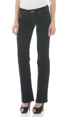 Suko Jeans Women's Stretch Boot Cut Jeans Fashion Gems 17321
