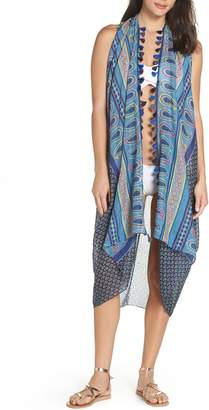 Pool' POOL TO PARTY Spirit Cover-Up Vest