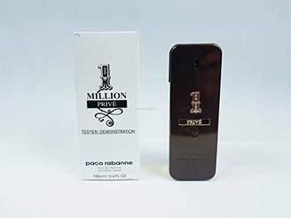 Paco Rabanne One Million Prive Eau De Parfum For Men 3.4 Ounce (Plain Box)