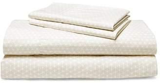 Lauren Ralph Lauren Lakeview Lattice 200 Thread Count 100% Cotton Sheet Set