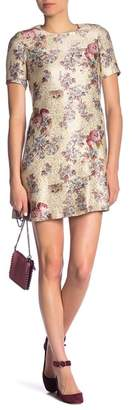 Paul & Joe Sister Petille Simmer Short Sleeve Print Dress