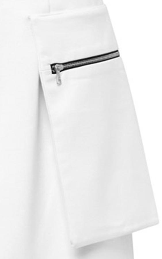 Josh Goot New Utility Long-Line Pencil Skirt