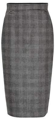 Max Mara Addi wool and cashmere skirt