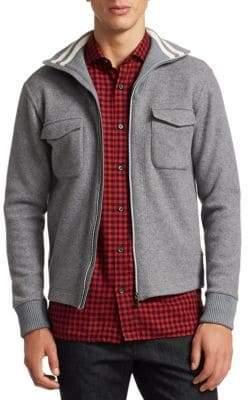 Ermenegildo Zegna Luxury Felted Wool Jacket