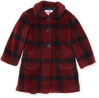 Il Gufo Plaid Coat