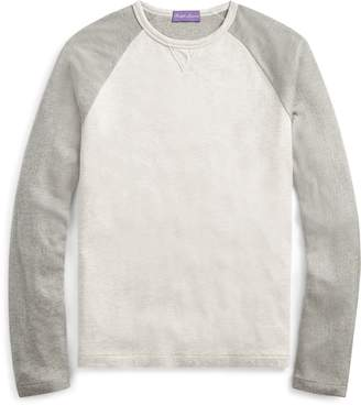 Ralph Lauren Crewneck Long-Sleeve T-Shirt
