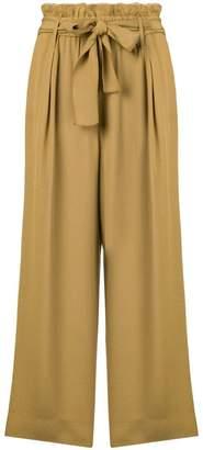 Forte Forte tie waist trousers