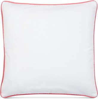"Lauren Ralph Lauren Sophie Solid 20"" Square Decorative Pillow Bedding"