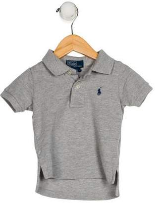 Polo Ralph Lauren Boys' Collar Polo Shirt