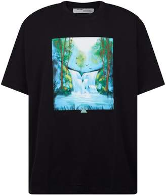 Off-White Off White Waterfall T-Shirt