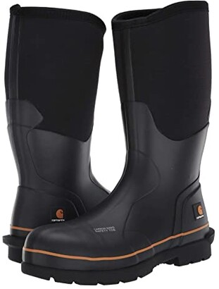 Carhartt Mudrunner 15 Waterproof Carbon Nano Toe Rubber Boot