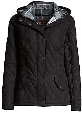 Barbour Women's Must Haves Millfire Quilted Jacket