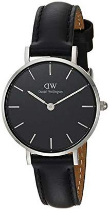 Daniel Wellington Classic Petite Sheffield in Black 28mm