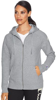 Women's Champion Fleece Hoodie $55 thestylecure.com