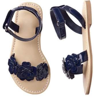 Gymboree Floral Sandals