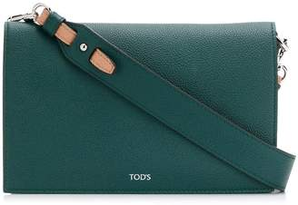 Tod's central pocket shoulder bag