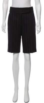 Marc Jacobs Virgin Wool Knee-Length Shorts