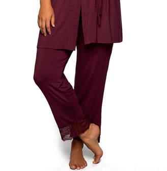 Dorina Microfiber Pajama Pants-Average + Full Figure