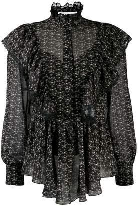 See by Chloe ruffled blouse
