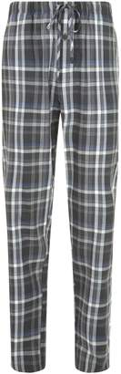 Hanro Check Lounge Trousers