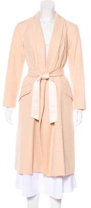 Marc Jacobs Long Belted Coat