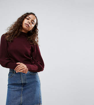 Asos Sweater with Full Sleeves and Roll Neck