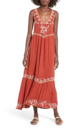 Somedays Lovin Beauty & Wonder Maxi Dress