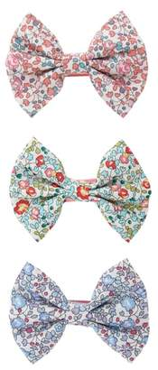 Milledeux Set of 3 Eloise Hair Clip Set