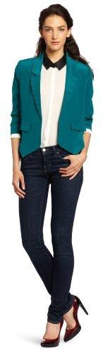 Aryn K Women's Tuxedo Blazer