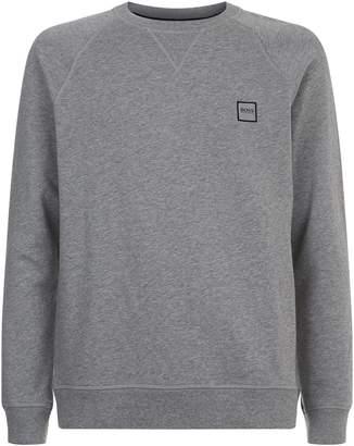 BOSS ORANGE Logo Patch Sweatshirt