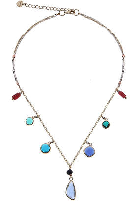 Nakamol CHICAGO Bright mix necklace