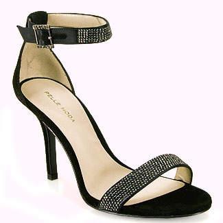 Pelle Moda Kacey - Rhinestone Sandal