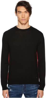 DSQUARED2 Side Zipper Sweater Men's Sweater