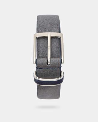Ted Baker CARRILO Waxed suede belt